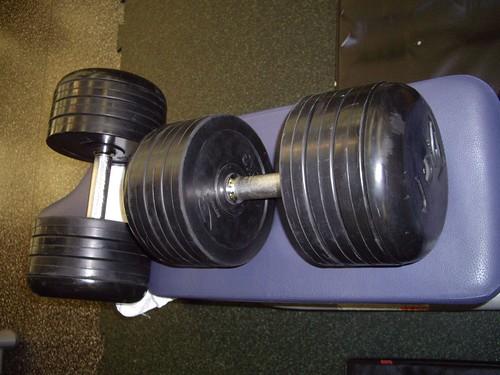 40kg dumbbell