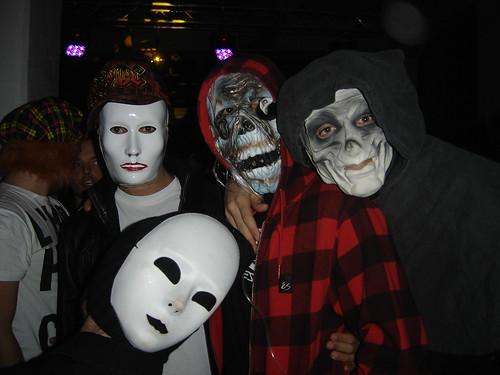 Halloween Party - L-Ektrica