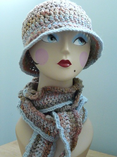 Crochet Hat & Scarf