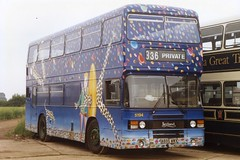 Leyland Smarties Bus - 1983 (imagetaker!) Tags: england bus buses photographer wheels transport rides publictransport automobiles doubledecker leyland psv classicvehicles motorvehicles busphotos 5194 publicservicevehicles smartys peterbarker busshow transportimages imagetaker1 britishbuses ukbuses petebarker imagetaker a686mwx flickrimages transportphotography chocolatesmarties classictransport britishclassiccars classicmotors busesuk busimages buscollection busesintheuk cooltransportphotos flickrbusphotos transportphotos aolbusimages aolbusphotos flickrphotographs googlebusphotos yahoobusphotos mnsbusimages mnsbusphotographs yorkshirerepublic englishclassictransport englishclassiccarshows classicoldbuses adbuses englishcarshows britishtransportimages transportpictures busesof1983 leylandsmartiesbus1983 buscollections classicbuscollections photographyofbuses imagesofbuses photographsofbuses photosofbuses picturesofbuses worldbuses worldofbuses busesoftheworld busfotos fotosofbuses transportrallys