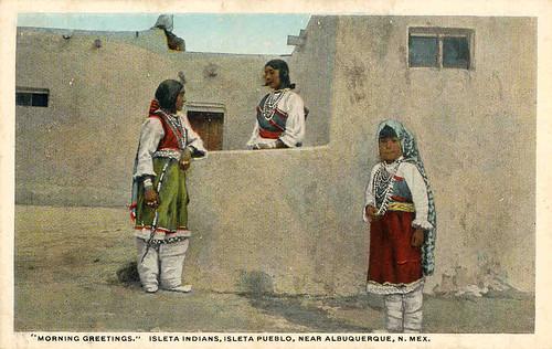 Native American Pueblo Dances, Feast Days, Festivals and ...