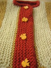 BSJ beautiful buttons (betty.) Tags: baby punto knitting media jacket surprise bebe punt chaqueta bsj mitja nado jaqueta