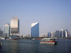 Dubai, UAE | Dubai Creek  #2 (ndrey) Tags: road city trip travel summer vacation sky panorama holiday car architecture creek skyscraper boat dubai day tour view skyscrapers live united uae middleeast roadtrip arabic emirates abudhabi arab dubaicreek inlet arabian sweetlife luxury sharjah unitedarabemirates deira persiangulf sheikhzayedroad dubay burdubai  duba khor  emarati khordubai dubayy  arabianpeninsula   dubaj abuzaby      alimaratalarabiyahalmuttahidah ashshariqah    doubayi db