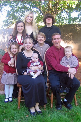 Family Picture, Christmas 2007