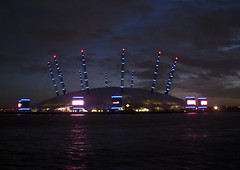 02 Arena II (Bradley Haigh) Tags: london docks samsung millenium arena 02 dome docklands riverthames eastindiadock l730