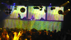 2008 LIQUIDROOM new year's eve party
