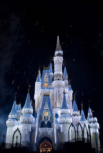 Wishes Fireworks Show - Walt Disney World por hyku.