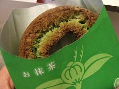 抹茶歐菲香 (old fashioned macha)