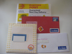 Outgoing Mail Jan 18th 2008