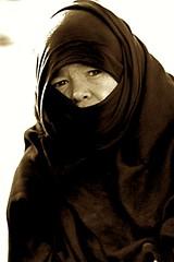 BEDUINE WOMAN
