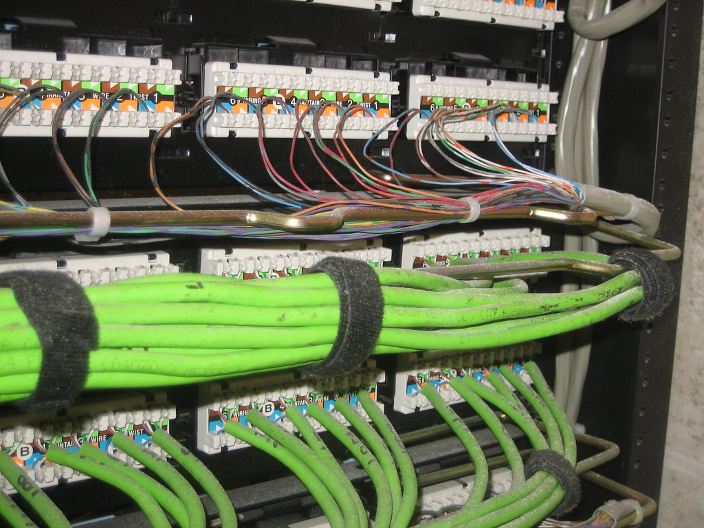 Lan Patch Panel Wiring Diagram Library Home Network No Closet Voice Rear Dmitrybarsky Tags Cisco Iit Panels