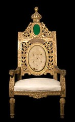 King Farouk's throne (royalist_today) Tags: king egypt throne kingfarouk