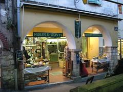 Balade en Provence, Antibes