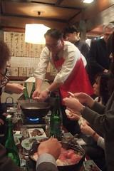 Senbei Jiru cooking lesson