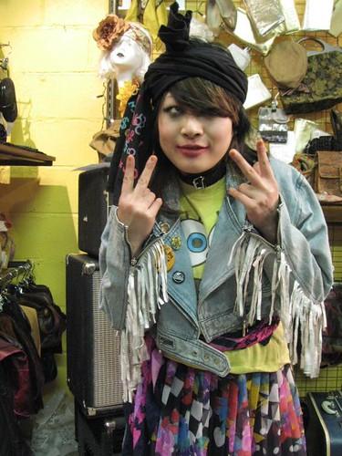 Akiko From Comanechi