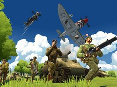 Battlefield Heroes Screen 5