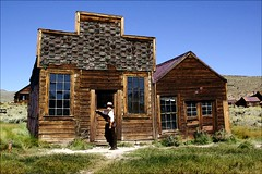 Sorry, nobody's home!.jpg (YOSEMITEDONN) Tags: cowboy oldhouse ghosttown bodie oldwest