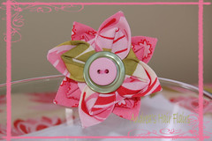 Sherbert Suprise Hair Flower/Pin