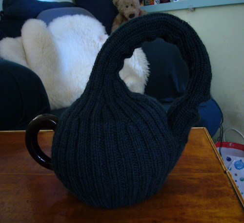 Klein Bottle Tea Cozy