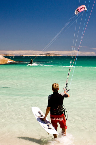 Kite Surfing - 22