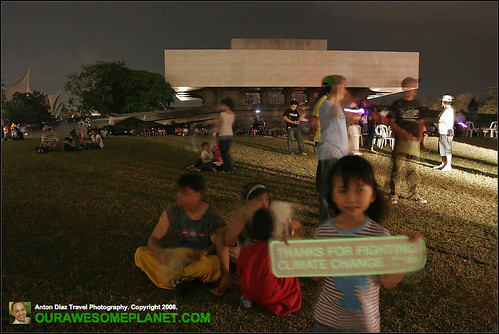 Earth Hour 2008-7