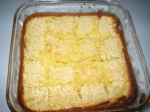 GF lemon bars