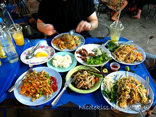 dinner at soi 30