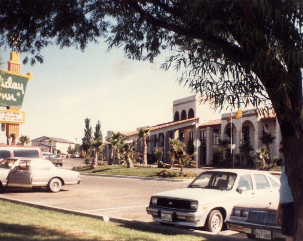 Holiday Inn de Las Cruces, 1985