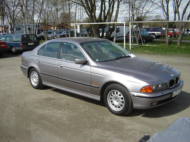 cars bmw 5series 5er 528i 528 e39