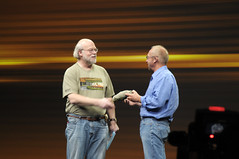 John Gage and James Gosling, General Session, JavaOne 2008