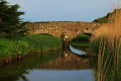Pennycomequick Bridge, Ennereilly (Chris*Bolton) Tags: bridge ireland sunset sea summer river stream wicklow tidal arklow supershot golddragon mywinners platinumphoto anawesomeshot diamondclassphotographer ysplix theperfectphotographer goldstaraward worldtrekker