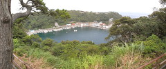 Habu harbor (taiyofj) Tags: japan geotagged bay harbor photomerge izuoshima geo:lat=346888572 geo:lon=1394360783