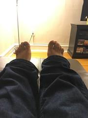 IMG_4727 (_bagent1) Tags: myfeet boyfeet chubbyfeet barefeet bearfeet thickfeet chubbytoes chubby chubbysoles soles slides sandals tops toes
