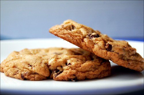 Not just any chocolate chip cookie recipe, but the best chocolate chip