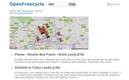 OpenFreecycle