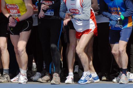 PRAŽSKÝ MARATON: Běžci pod drobnohledem