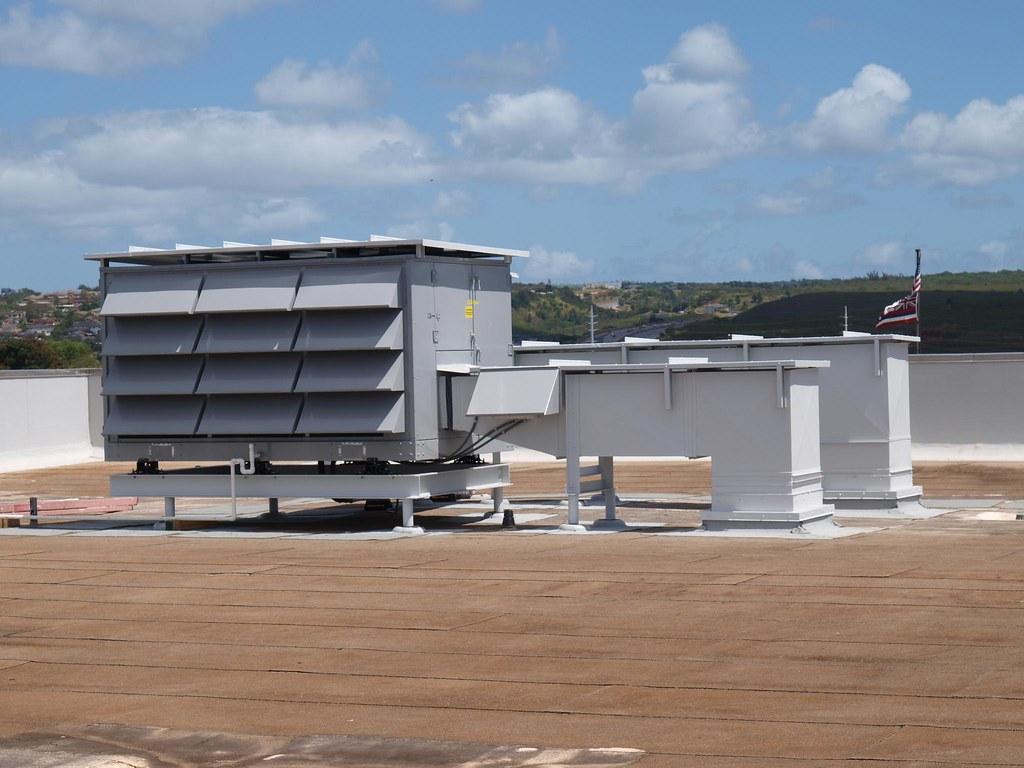 Rooftop Dehumidifier