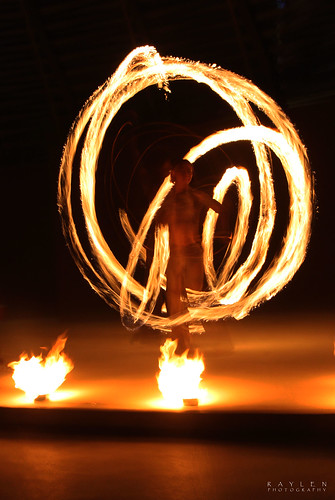 Circle of Flames