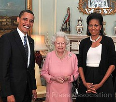 President Barack Obama (The British Monarchy) Tags: america us unitedstates president queen firstlady barackobama michelleobama