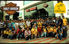Photowalk #55 (cishore) Tags: india open may saturday harley showroom 28 hyderabad davidson cishore kishore flickrmeetup nagarigari kishorencom photowalk55 teamhws