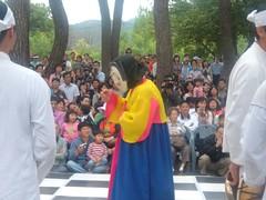 Haho : danse de Haho (jo_la_star) Tags: coree andong