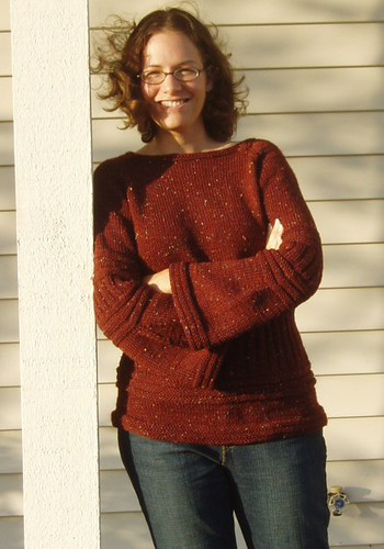 Bluebell Boatneck Sweater