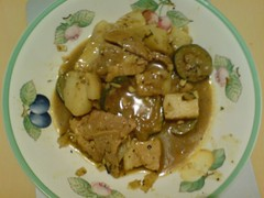 Colombo Pork Curry
