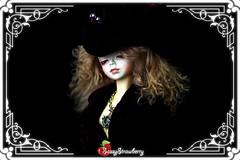 IMG_7477 (Sassy Strawberry) Tags: doll dolls bjd dollfie superdollfie volks abjd korat dollfies sassystrawberry phantomdoll evildolly