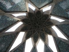 Holes in the sky (hapal) Tags: architecture iran creative commons creativecommons thumb iranian  islamic  khayyam   neishaboor  hapal hamidnajafi
