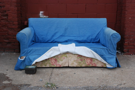 Roebling Street Couch
