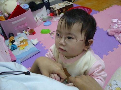 20061231 戴她老媽的眼睛