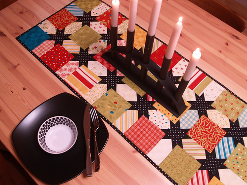 Jingle Jolly Table Runner