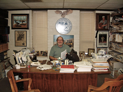 Ed's AFL-CIO office