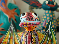 The Mome Raths Outgrabe (Muzzlehatch) Tags: color mexico figure myth 2007 wimsy oaxca muzzlehatch